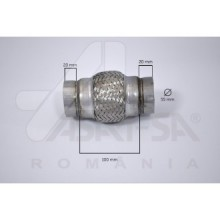 RACORD FLEXIBIL 55X100 MM-62066