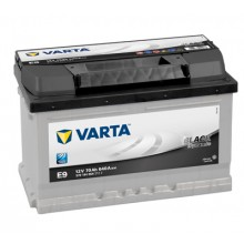 Baterii auto Varta Black Dynamic E9 12V 70AH 640Aen 570144064 3122