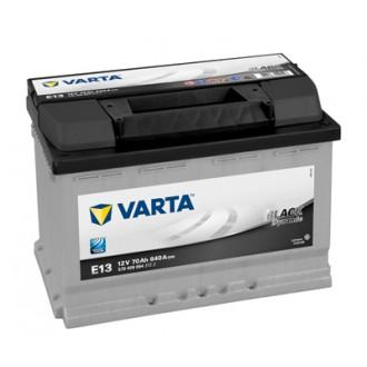 Acumulator auto Varta Black Dynamic E13 12V 70AH 640Aen 570409064 3122