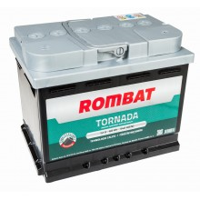 Acumulator auto Rombat Tornada 12V 60AH 540Aen