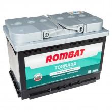 Acumulator auto Rombat Tornada 12V 70AH 640Aen