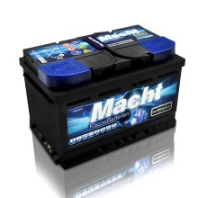 Acumulator auto Macht M-Tronic 12V 74AH 680Aen 3 ani garantie