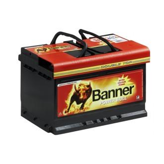 Acumulator auto Banner Power Bull P74 12 12V 74AH 680Aen