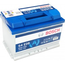 Acumulator auto Bosch S4 EFB 12V 70AH 650Aen 0092S4E080