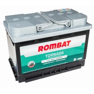 Acumulator auto Rombat Tornada 12V 80AH 720Aen