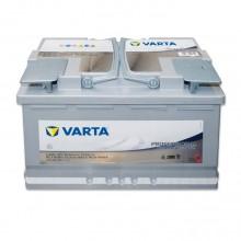 Acumulator auto Varta Professional Dual Purpose AGM LA80 12V 80AH 800Aen 840080080 C542