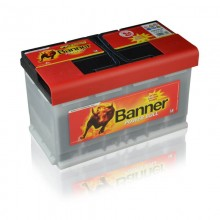 Acumulator auto Banner Power Bull Professional P84 40 12V 84AH 720Aen