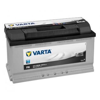 Acumulator auto Varta Black Dynamic F6 12V 90AH 720Aen 590122072 3122