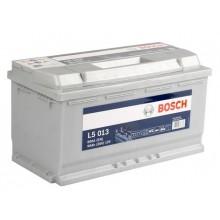 Acumulator auto Bosch deepcycle Hobby L5 12V 90AH 800Aen 0092L50130