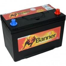 Acumulator auto Banner Power Bull P95 04 12V 95AH 740Aen asia borna normala