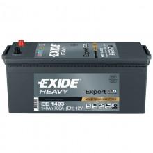 Acumulator auto Exide Expert HVR EE1403 12V 140AH 760Aen