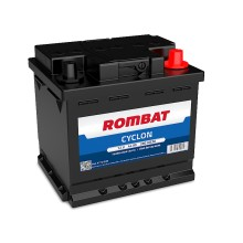 Baterii auto Rombat Cyclon 12V 44AH 390Aen