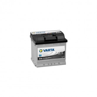 Baterii auto Varta Black Dynamic B19 12V 45AH 400Aen 545412040 3122