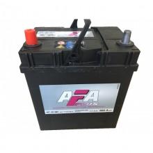 Baterii auto Afa Plus 12V 40AH 300Aen asia borna inversa