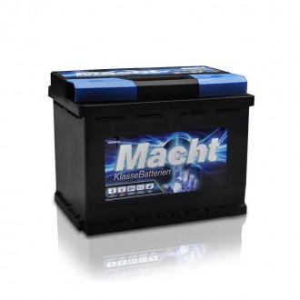 Baterii auto Macht 12V 55AH 520Aen