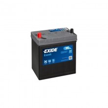 Baterii auto Exide Excell 12V 35AH 240Aen EB357 asia borna inversa