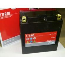 Baterie moto Fiamm Storm 12V 18AH FTX20CH-BS, YTX20CH-BS