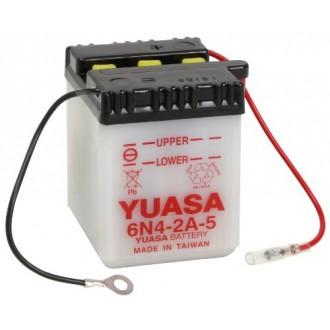 Baterie moto Yuasa 6N4-2A-5 6V 4AH