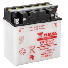 Baterie moto Yuasa YB16CL-B 12V 19AH