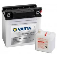 Baterie moto Varta POWERSPORTS Freshpack 12V 9AH YB9L-B, 12N9-3B, 509015008 A514