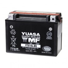 Baterie moto Yuasa YTX15L-BS 12V 13AH