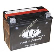 Baterie moto Landport AGM 12V 13AH YTX15L-BS