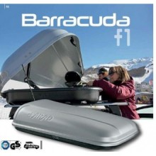 Cutie portbagaj Farad Marlin N6 480 litri deschidere dubla