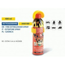 007936000940 (AA0189) SPRAY 400ML EXTINCTOR SPUMA (AR-AFFF) MAGNETI MARELLI