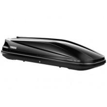 Cutie portbagaj Thule Touring Sport 600 black glossy