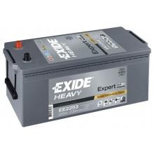 Baterii camion Exide Expert HVR EE2253 12V 225AH 1150Aen
