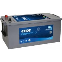 Baterii camion Exide PowerPRO EF2353 12V 235AH 1450Aen