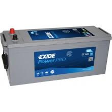 Baterii camion Exide PowerPRO EF1453 12V 145AH 900Aen