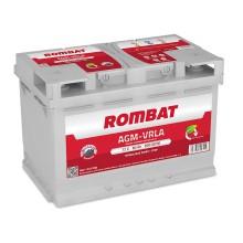 Baterii auto Rombat AGM VRLA 12V 80AH 800Aen