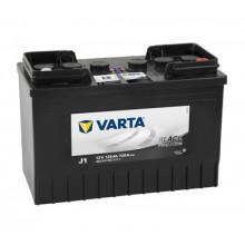 Baterii camion Varta Promotive Black J1 12V 125AH 720Aen 625012072 A742