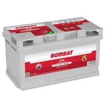 Baterii auto Rombat EFB 12V 75AH 730Aen