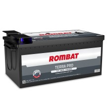 Baterii camion Rombat Terra Pro 12V 230AH 1150Aen