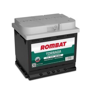 Baterii auto Rombat Tornada 12V 50AH 480Aen