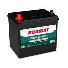 Baterii auto Rombat Tornada Asia 12V 60AH 500Aen borna inversa