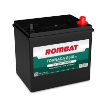 Baterii auto Rombat Tornada Asia 12V 60AH 500Aen borna normala