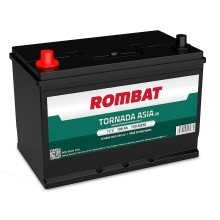 Baterii auto Rombat Tornada Asia 12V 100AH 750Aen borna inversa