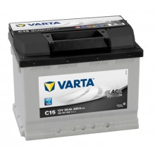 Baterii auto Varta Black Dynamic C15 12V 56AH 480Aen borna inversa 556401048 3122
