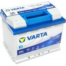 Baterii auto Varta Blue Dynamic EFB D53 12V 60AH 560Aen 560500056 D842