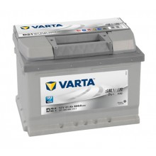 Baterii auto Varta Silver Dynamic D21 12V 61AH 600Aen 561400060 3162