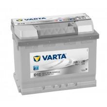Acumulator auto Varta Silver Dynamic D15 12V 63AH 610Aen 563400061 3162