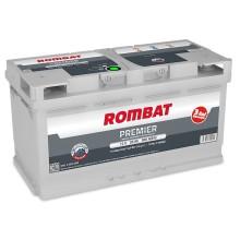 Acumulator auto Rombat Premier 12V 95AH 900Aen 3 ani garantie
