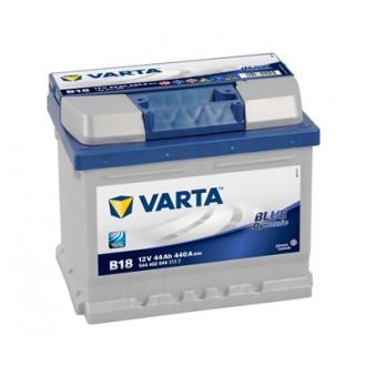 Baterii auto Varta Blue Dynamic B18 12V 44AH 440Aen 544402044 3132