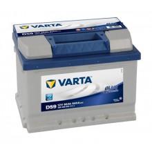Baterii auto Varta Blue Dynamic D59 12V 60Ah 540Aen 560409054 3132
