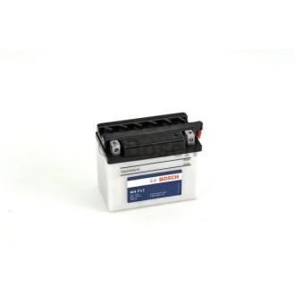 Baterie moto Bosch M4 Fresh Pack 12V 4AH 0092M4F170, YB4L-B, CB4L-B
