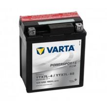 Baterie moto Varta Powersports AGM 12V 6AH YTX7L-BS, YTX7L-4, 506014005 A514