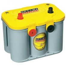 Baterii auto Optima Yellow Top 12V 55AH 765Aen 814254000 8882